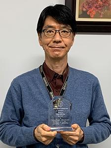 Tosiya Sato, PhD, Professor of Biostatistics